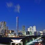 沿岸部の開発ラッシュで人口増加の「江東区」の特徴について