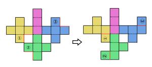 展開図・面の移動7